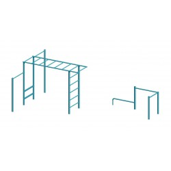 "STREET WORKOUT ""MINI"" CENTER"